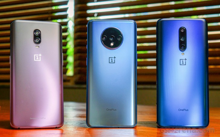 With OnePlus 7T on the way, T-Mobile discontinues 7 Pro sales