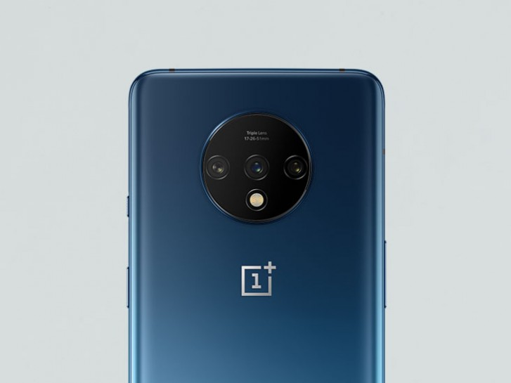 OnePlus reveals OnePlus 7T design ahead of launch