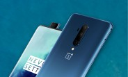 OnePlus 7T Pro press image leaks, shows Haze Blue color
