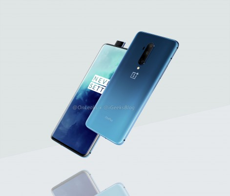 OnePlus 7T Pro (leaked press image)