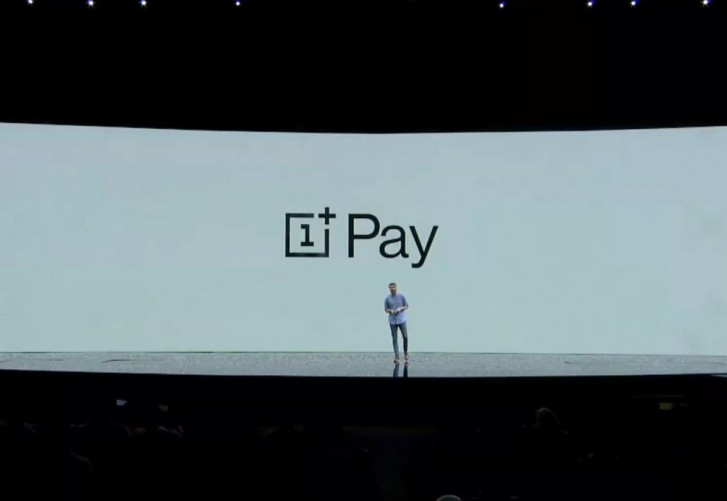 OnePlus Pay announced, coming sometime next year