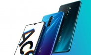Oppo Reno Ace to arrive in Blue and Green, official images confirm