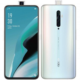 Oppo Reno2 Z in Sky White color