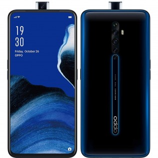 Oppo Reno2 Z in Luminous Black color