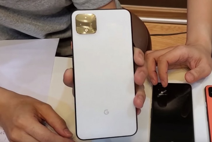 Two new, extensive hands-on videos of the Google Pixel 4 leak