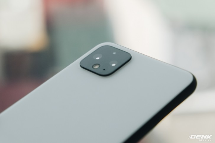 Leaked image of Google Pixel 4 XL