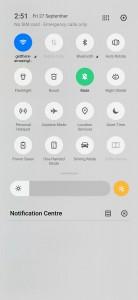 Realme 3 Pro new update screenshots