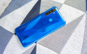 Realme 5 will now be on sale every Tuesday