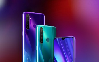 Realme Q will be water resistant, probably MIL-STD-810G certified as well
