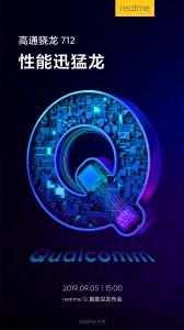 Realme Q: Snapdragon 712