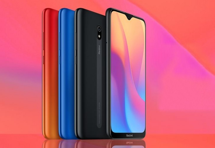 Redmi 8A announced in India, starts at INR 6,499