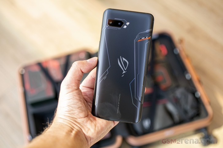 Asus ROG Phone II in for review