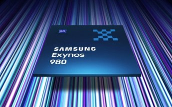 Exynos 980 is Samsung's first 5G-integrated mobile chipset