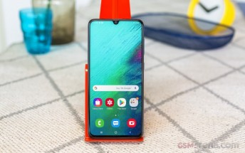 Latest Samsung Galaxy A70 update brings Type-C headphone support