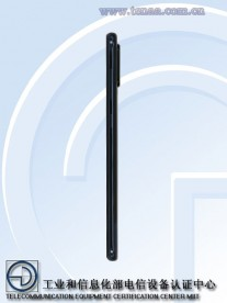 TENAA images on the Samsung Galaxy A70s