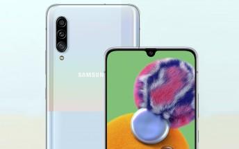 Samsung Galaxy A90 5G goes official: Snapdragon 855 SoC, 48MP camera, 6.7