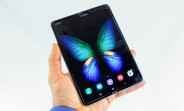 Re-designed Samsung Galaxy Fold hands-on