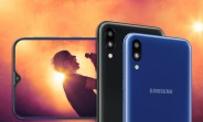 Samsung Galaxy M10s will have an AMOLED screen, ultrawide cam and fast charging