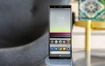 Sony Xperia 5 in for review