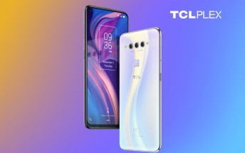 "TCL PLEX goes official with 6.53"" display, Snapdragon 675 and triple cameras"