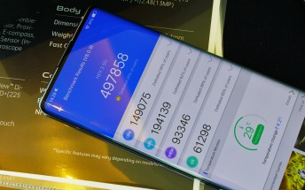 vivo NEX 3 rules AnTuTu with record-breaking score