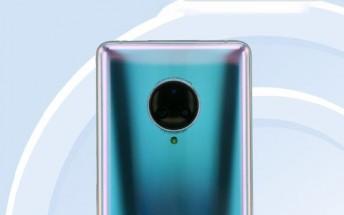 vivo NEX 3 5G poses with specs and photos on TENAA