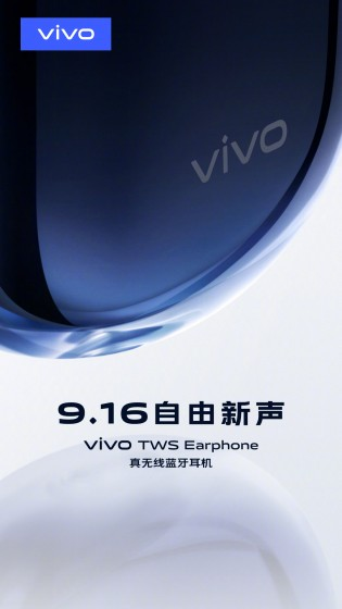 vivo TWS Earphone banners