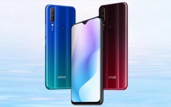 vivo U3x announced in China as a rebranded U10