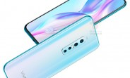 vivo V17 Pro with dual elevating front cameras pops-up online
