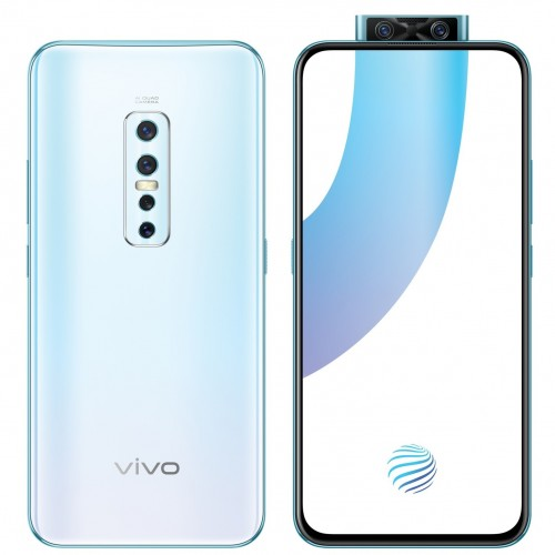 vivo V17 Pro announced: Snapdragon 675 SoC, 6.44'' AMOLED screen, and dual pop-up camera