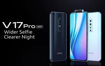 vivo V17 Pro promo video leaks, camera samples too