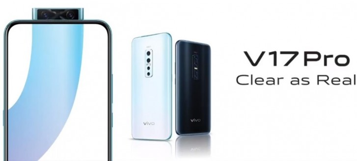 vivo V17 Pro cameras detailed ahead of tomorrow's launch
