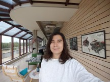 Selfie samples: Ultra-wide - f/2.2, ISO 50, 1/150s - Vivo V17 Pro in for review
