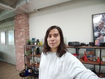 Selfie samples: Ultra-wide - f/2.2, ISO 170, 1/33s - Vivo V17 Pro in for review