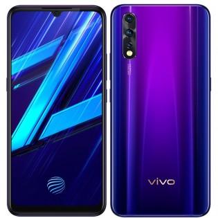 vivo Z1x in Phantom Purple color