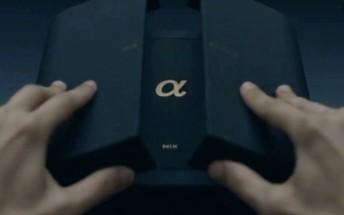 Watch the Xiaomi Mi Mix Alpha official unboxing
