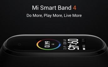 Xiaomi Mi Smart Band 4 launched in India, sales begin September 19