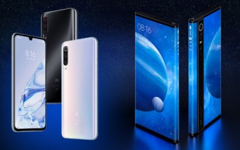 Check out the official promo videos of Xiaomi Mi Mix Alpha and Xiaomi Mi 9 Pro