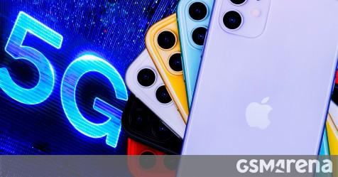 Apple's 5G iPhones to have 5nm chipset, Qualcomm's X55 modem - GSMArena.com news - GSMArena.com thumbnail