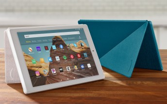 Amazon updates Fire HD 10 tablets with faster chipsets and USB-C