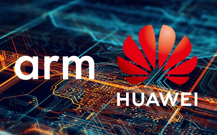 ARM will work with Huawei again, decides its technology is of UK origin