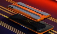 Black Shark 2 Pro now available in Orange Blast colorway