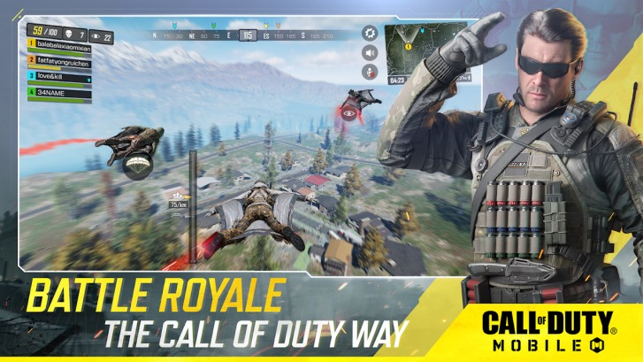 Call Of Duty Mobile Now Available For Android Gsmarena Com News