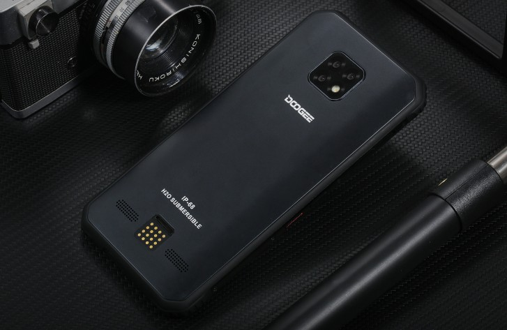 Doogee announces the rugged S95 Pro smartphone with Helio P90