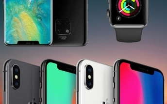 eBay UK has Apple and Huawei smartphones and smart watches at 15% off