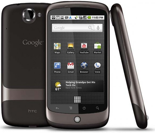 Flashback: the nexus Nexus One falls victim to patents, lack of  advertising