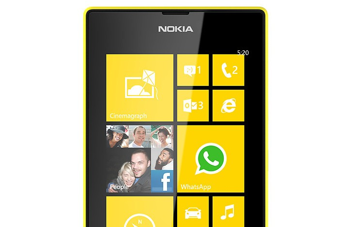 Flashback: Nokia Lumia 520