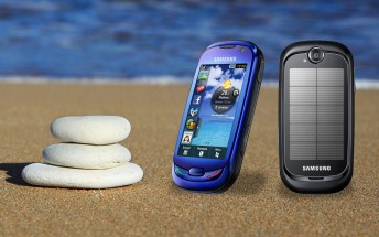 Flashback: Samsung Blue Earth and the short story of solar-powered phones