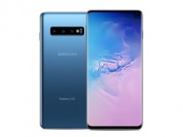 Samsung Galaxy S10 in Prism Blue