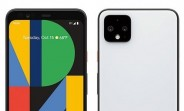 Google Pixel 4 XL appears in a new render